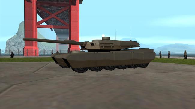 Код на танк